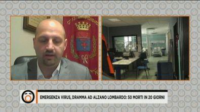 Emergenza virus, il dramma ad Alzano Lombardo: 50 morti in 20 giorni