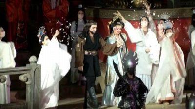 Sbanca all'Arena la coppia d'oro Netrebko-Eyvazov in Turandot