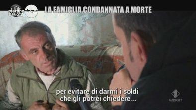 Le minacce a Francesco Sicignano