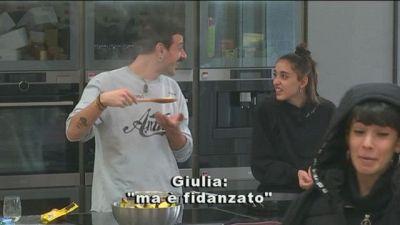 Giulia e gli amori impossibili - 27 novembre