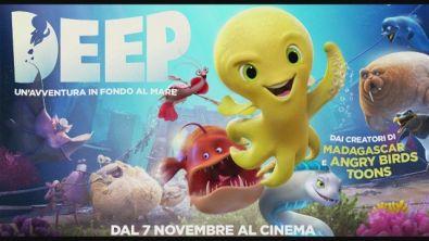 """Deep - Un'avventura in fondo al mare"", guarda la clip esclusiva"