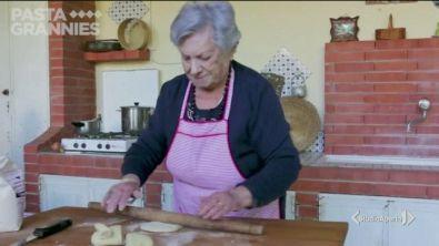 Nonne italiane star della pasta