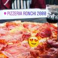 Pizzeria Ronchi 2000 pizza