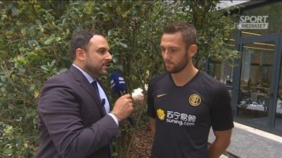 """De Vrij, messaggio al Milan: """"Il derby lo vinciamo noi"""""""