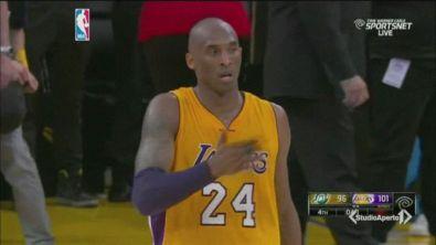 Il mondo omaggia Kobe Bryant