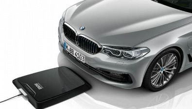 BMW Wireless Charging: arriva la ricarica senza fili
