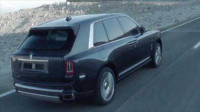 Ecco Rolls-Royce Cullinan