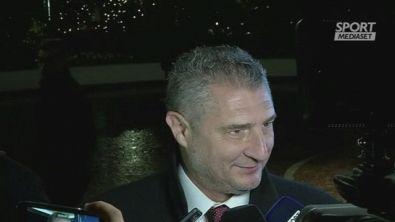 """Massaro: """"Un onore aver scritto il mio nome nella storia del Milan"""""""