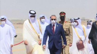 Iraq, i leader arabi al Summit di Baghdad e c'è anche Macron