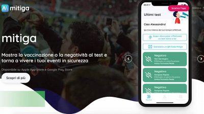 Calcio: ecco 'Mitiga', la app che potrebbe salvare l'Europeo dell'Italia