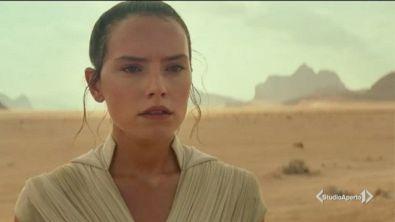 Le prime immagini di Star Wars
