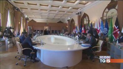 G7 in tono minore accordi parziali