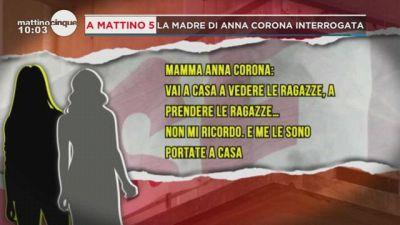 Caso Denise: le dichiarazioni della mamma di Anna Corona