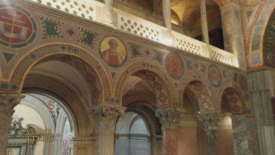 Il complesso monumentale di Sant'Agnese fuori le mura