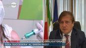 Pierpaolo Sileri, su vaccini e terza dose