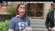 Dopo lo scherzo de Le Iene, Materazzi dona mascherine speciali ai bambini de L'Abilità