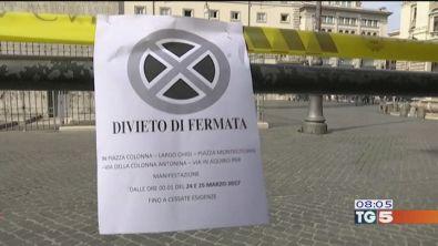 A Roma vigilia di allarme rosso