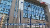 Breaking News delle 21.30 | Vaccini, Ue: urgente aumentare la produzione