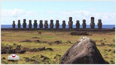 Un luogo avvolto da magia e mistero: l'Isola di Pasqua