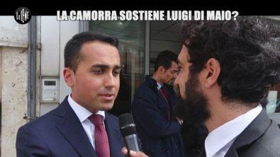 GIARRUSSO: La camorra sostiene Luigi Di Maio?.