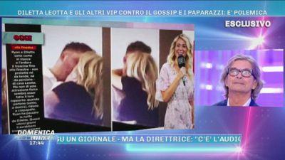Diletta Leotta contro il gossip e i paparazzi