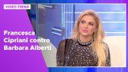 Francesca Cipriani contro Barbara Alberti