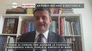 Coronavirus, in diretta il sindaco di Bari