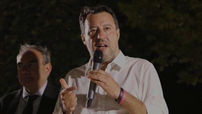 Quota 100: la posizione di Matteo Salvini