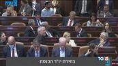 E dopo 12 anni Bibi va all'opposizione