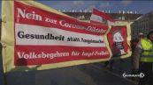In Europa l'onda della protesta