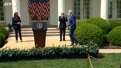 """Stati Uniti, stretta di Biden sulla violenza delle armi: """"Un'epidemia"""""""