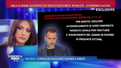 Fausto Brizzi risponde...