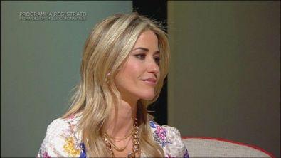 """Elena Santarelli: """"Greta mi ha salvata..."""""""