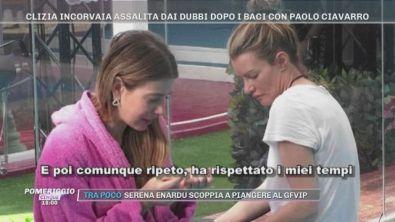 GFVIP: Le ultimissime su Clizia e Paolo Ciavarro e Pago e Serena