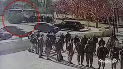 Gerusalemme, tir su soldati: 4 morti