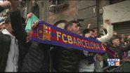 Napoli-Barcellona Sfida su Canale5