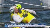 Breaking News delle 17.00 | Tokyo2020, oro nella vela per Tita e Banti