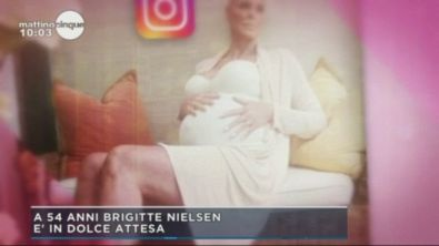 A 54 anni Brigitte Nielsen è in dolce attesa?