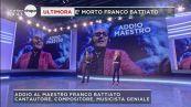 Addio a Franco Battiato