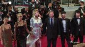 Cannes, Palma d'oro a 'Titane'. Standing ovation per Marco Bellocchio