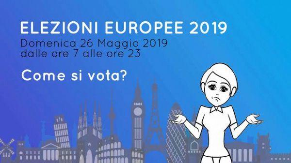 Elezioni Europee 2019 - Guida al voto