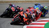 MotoGP, GP Catalunya: vince Oliveira, cadono Rossi e Marquez