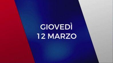 Stasera in Tv sulle reti Mediaset, 12 marzo