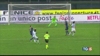 Derby al Sassuolo, oggi Inter e Napoli