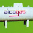 ALCAGAS SERBATOIO GAS