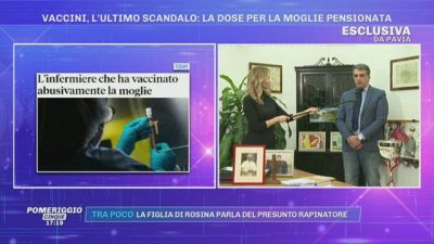 Vaccini, l'ultimo scandalo: la dose per la moglie pensionata - Parla il Direttore dell'Ass
