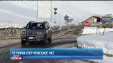 In prova Jeep Renegade 4xe