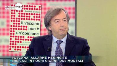 Allarme meningite in Toscana