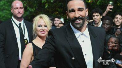 Pamela Anderson torna single