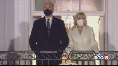 Biden, subito svolta festa anche in Sicilia